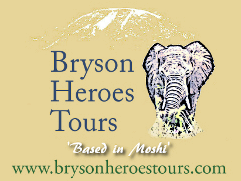 Bryson Heroes Tours